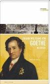 Johann Wolfgang von Goethe in Erfurt (Mängelexemplar)