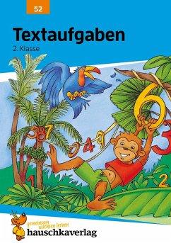 Textaufgaben 2. Klasse (eBook, PDF) - Hünemann-Rottstegge, Heike