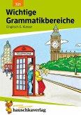Wichtige Grammatikbereiche. Englisch 5. Klasse (eBook, PDF)