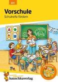Vorschule: Schulreife fördern (eBook, PDF)