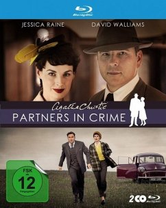 Agatha Christie: Partners in Crime - 2 Disc Bluray