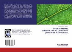 Socioeconomic determinants of under-five years child malnutrition