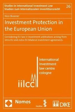 Investment Protection in the European Union
