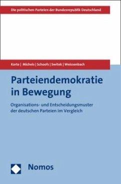 Entscheidungsmuster in deutschen Parteien und d...