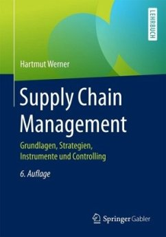 Supply Chain Management - Werner, Hartmut