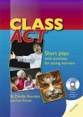 Class Act. Book with photocopiable activities + Audio-CD