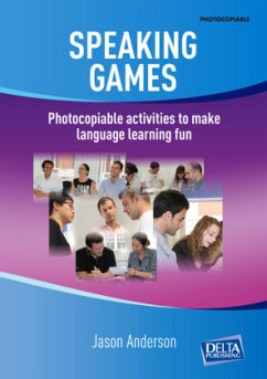 Speaking Games. Book with photocopiable activites - Anderson, Jason