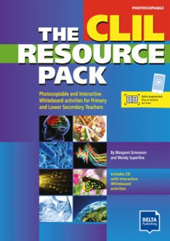The CLIL Resource Pack. Teachers. Book with photocopiable activites and CD-ROM - Grieveson, Margaret; Superfine, Wendy