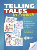 Telling Tales in English, w. Audio-CD