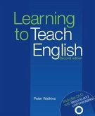 Learning to Teach English. Paperback + DVD
