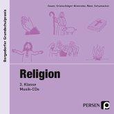 Religion - 3. Klasse, Musik-CD