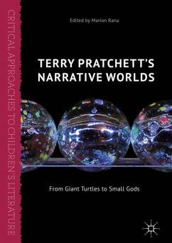 Terry Pratchett´s Narrative Worlds