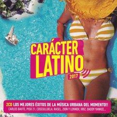 Caracter Latino 2017