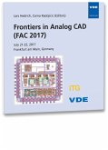 Frontiers in Analog CAD (FAC 2017), CD-ROM