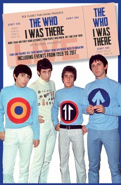 The Who: I Was There - Houghton, Richard