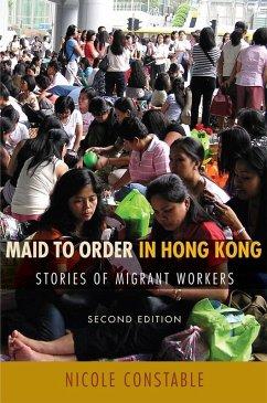 Maid to Order in Hong Kong (eBook, ePUB)
