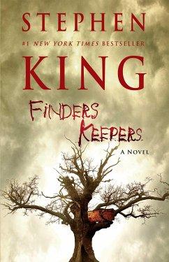 Finders Keepers - King, Stephen