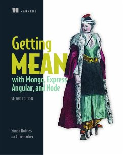 Getting Mean with Mongo, Express, Angular, and Node - Holmes, Simon