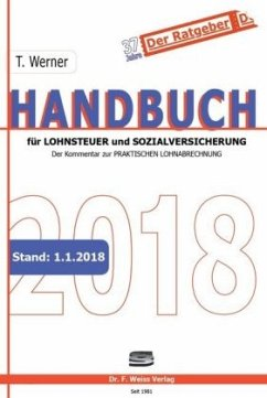 Handbuch für Lohnsteuer und Sozialversicherung ...