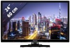 Panasonic TX-24EW334 Piano Black 60 cm (24 Zoll) Fernseher (HD ready, DVB-T2/ DVB-S2/ DVB-C)