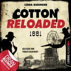 Jerry Cotton, Cotton Reloaded, Folge 55: 1881 - Serienspecial (Ungekürzt) (MP3-Download) - Budinger, Linda