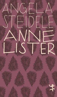 Anne Lister (eBook, ePUB) - Steidele, Angela
