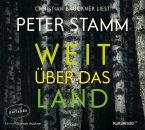 Weit über das Land, 5 Audio-CDs (Mängelexemplar)
