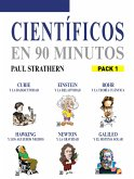 En 90 minutos - Pack Científicos 1 (eBook, ePUB)