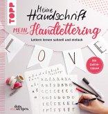 Meine Handschrift - Mein Handlettering (eBook, PDF)