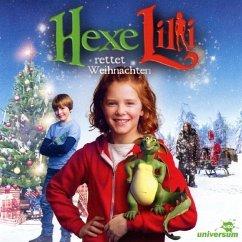 Hexe Lilli rettet Weihnachten - Hörspiel zum Kinofilm, 1 Audio-CD