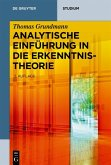 Analytische Einführung in die Erkenntnistheorie (eBook, PDF)