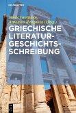Griechische Literaturgeschichtsschreibung (eBook, PDF)