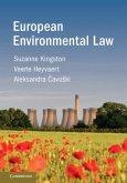 European Environmental Law (eBook, PDF)