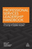 Professional Services Leadership Handbook (eBook, ePUB)