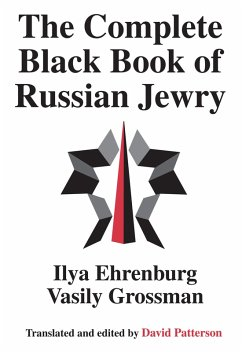The Complete Black Book of Russian Jewry (eBook, PDF)