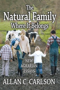 The Natural Family Where it Belongs (eBook, PDF)