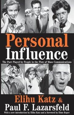 Personal Influence (eBook, ePUB)