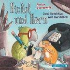 Zwei Detektive mit Durchblick / Nickel und Horn Bd.1 (MP3-Download)
