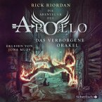 Das verborgene Orakel / Die Abenteuer des Apollo Bd.1 (MP3-Download)