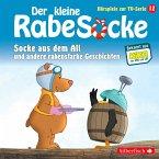 Socke aus dem All, Der Hypnotiseur, Streithähne (MP3-Download)