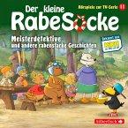 Meisterdetektive, Der Pechvogel, Frau Dachs hat Geburtstag (MP3-Download)