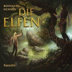 Die Elfen - Farodin, 1 Audio-CD - Hennen, Bernhard