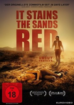 It Stains the Sands Red Uncut Edition - Brittany Allen/Juan Riedinger