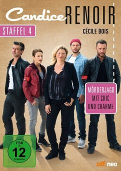 Candice Renoir -Staffel 4 DVD-Box - Candice Renoir