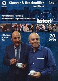 Tatort - Kommissar Stoever DVD-Box - Tatort