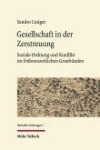 Gesellschaft in der Zerstreuung (eBook, PDF)