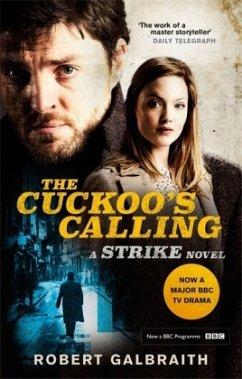 The Cuckoo's Calling. TV Tie-In - Galbraith, Robert