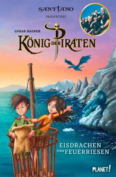 Buch-Reihe König der Piraten