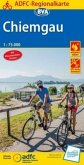 ADFC-Regionalkarte Chiemgau