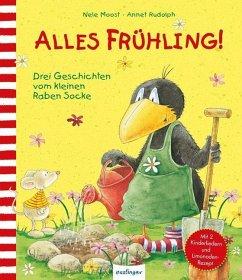 Der kleine Rabe Socke: Alles Frühling! - Moost, Nele